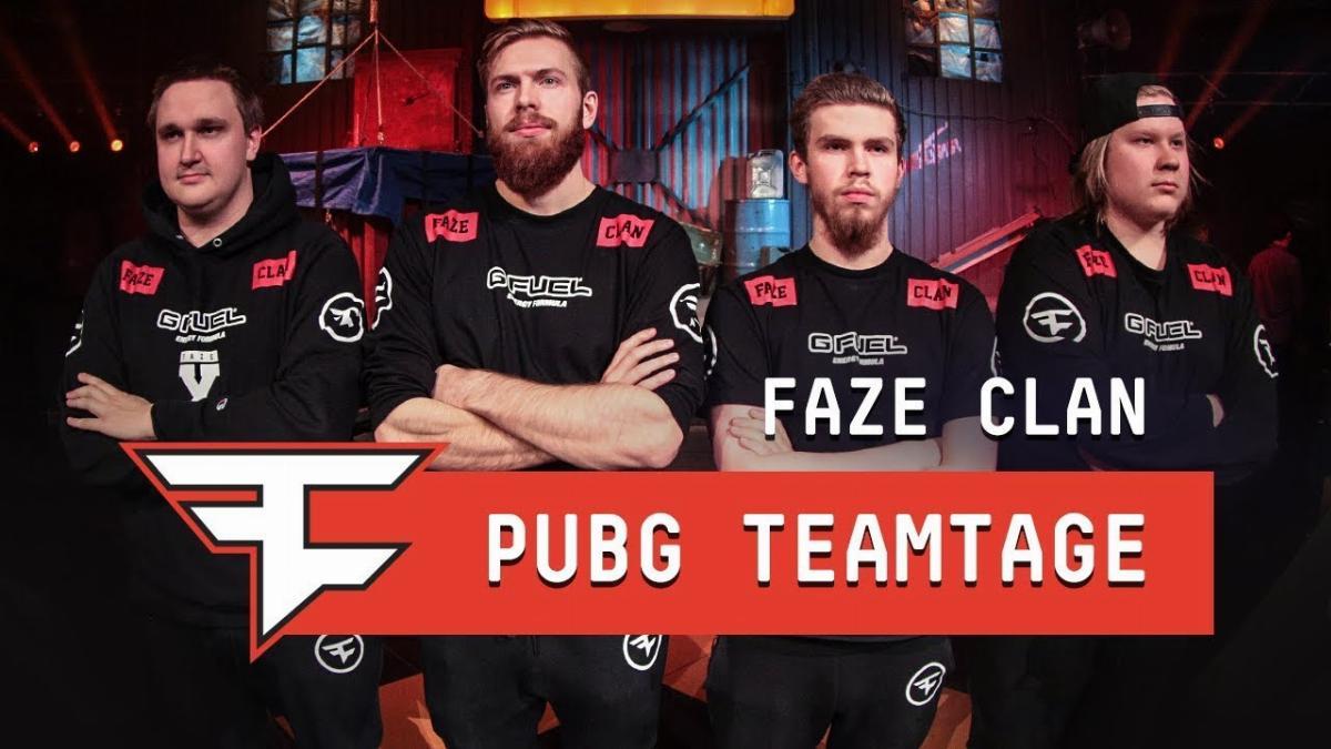 лучшие команды PUBG, рейтинг команд PUBG, лучшая команда PUBG, PUBG