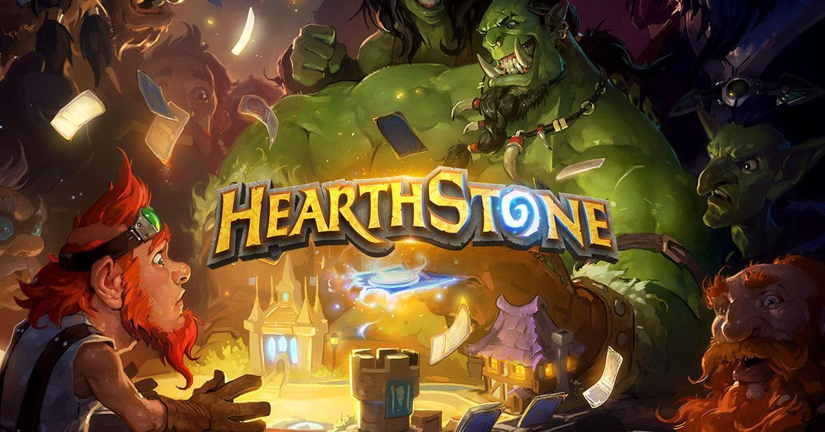 5 лет Hearthstone, день рождение hearthstone, как изменился hearthstone
