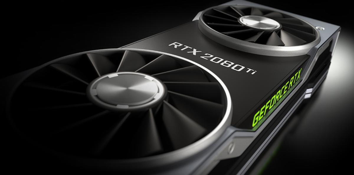 обзор GeForce RTX 2080 Ti Founders Edition, видеокарта GeForce RTX 2080 Ti Founders Edition