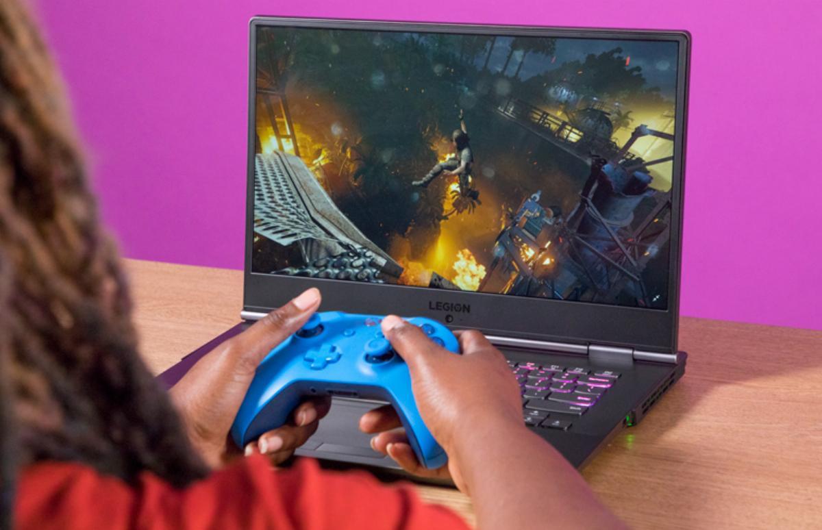 геймерский ноутбук, Lenovo Legion Y730, игровой ноутбук Lenovo Legion Y730