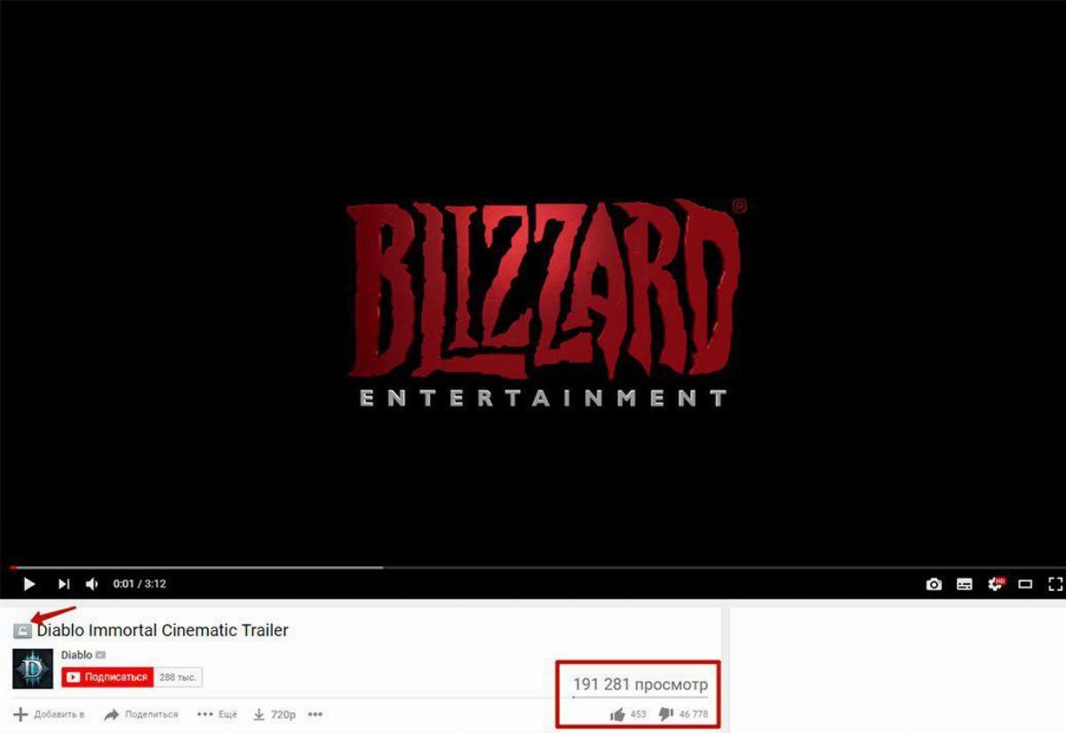 blizzcon 2018, анонсы blizzard, новости blizzard