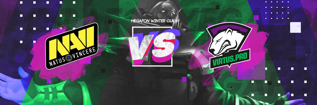 NaVi MegaFon Winter Clash,
